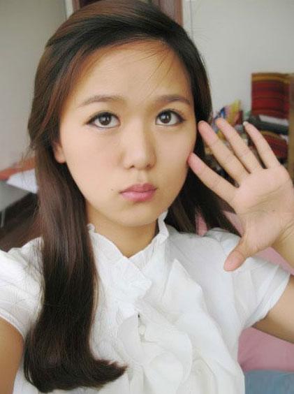 唯美白领 韩式披肩卷发做法