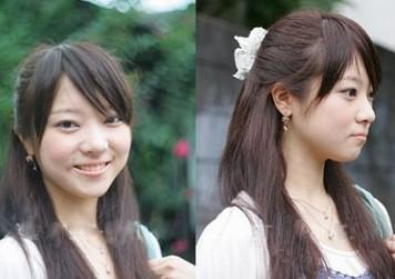 7款夏日刘海 减龄又瘦脸(二)