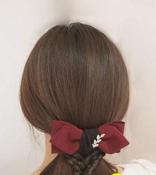 这样的韩式盘发方法你会吗?(十)