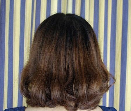 海绵卷盘发中短发十分钟变蛋卷头