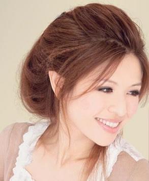 2011新娘发型教程(二)