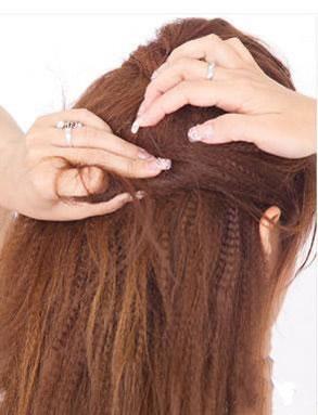 2011新娘发型教程(六)