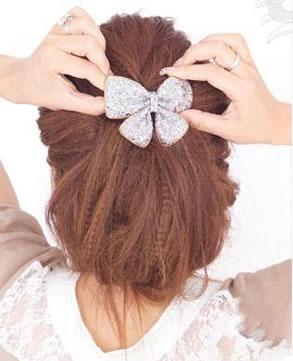 2011新娘发型教程(八)