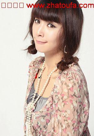 2011年女士最新发型(韩国版)(三)