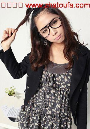 2011年女士最新发型(韩国版)(二)