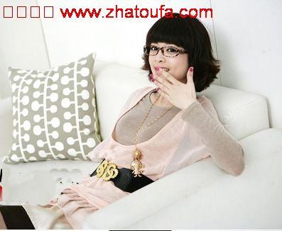 2011年女士最新发型(韩国版)(四)