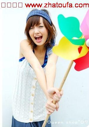 2011年女士最新发型(韩国版)(五)